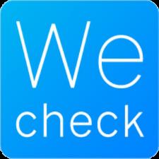 Logo WeCheck